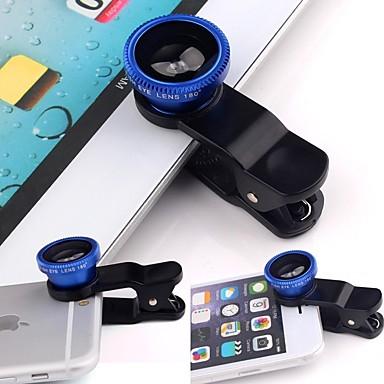 10X Macro 0.67X unghi larg Obiectivul camerei Lense pentru Smartphone iPad Xiaomi Huawei Samsung iPhone