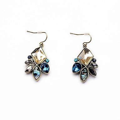 Pentru femei Cercei Picătură imitație de diamant La modă Personalizat Clasic Aliaj Bijuterii Pentru Petrecere Zilnic Serată Scenă