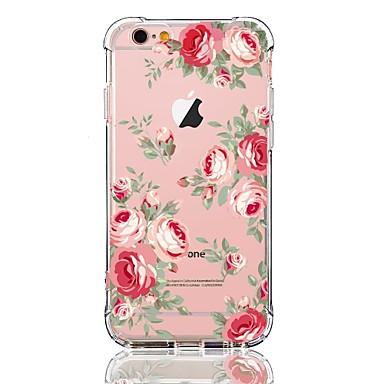 Caz pentru iphone 7 6 model geometric tpu soft ultra-subțire spate acoperă capacul capacului iphone 7 plus 6 6s plus se 5s 5 5c 4s 4