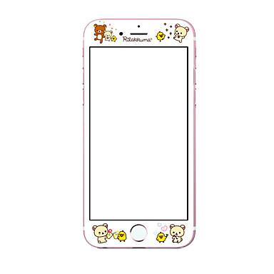 Displayschutzfolie für Apple iPhone 6s Plus iPhone 6 Plus Hartglas Bildschirmschutz für das ganze Gerät 9H Härtegrad Explosionsgeschützte