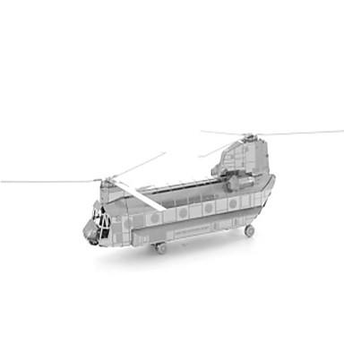 Puzzle 3D Puzzle Puzzle Metal Luptător 3D Reparații Teak MetalPistol Unisex Cadou