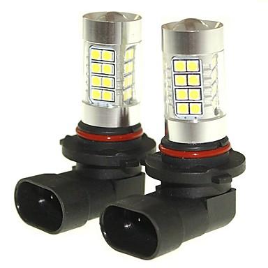 Sencart 2pcs 9005 p20d faruri de ceață lumina farurilor faruri lămpi (alb / rosu / albastru / alb cald) (dc / ac9-32v)
