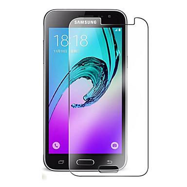 Screenprotector Samsung Galaxy voor J3 Gehard Glas 1 stuks Voorkant screenprotector 2.5D gebogen rand 9H-hardheid High-Definition (HD)