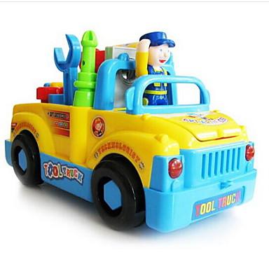 Jucării pentru mașini Jucării Aer Camion Vehicul de Construcție Jucarii Camion Jucarii Plastice Bucăți Unisex Cadou