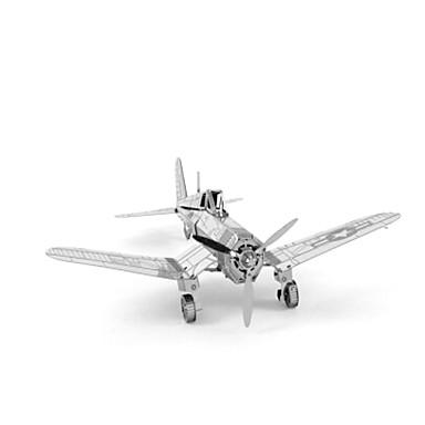 Legpuzzel Metalen puzzels Speeltjes Tank Vliegtuig Vechter 3D DHZ Inrichting artikelen Roestvrijstaal Metaal Niet gespecificeerd Stuks