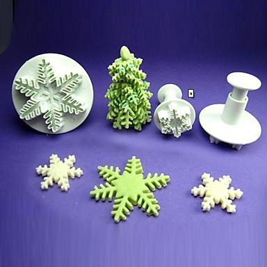 1 buc Noutate Utilizare Zilnică Plastice Calitate superioară Materiale pentru torturi