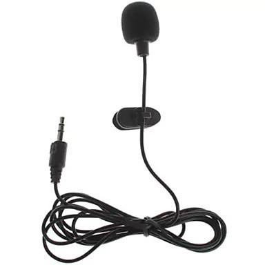 billige Mikrofoner-GM16 Ledning Mikrofon Bånd Mikrofon Clips på Mikrofon Til PC