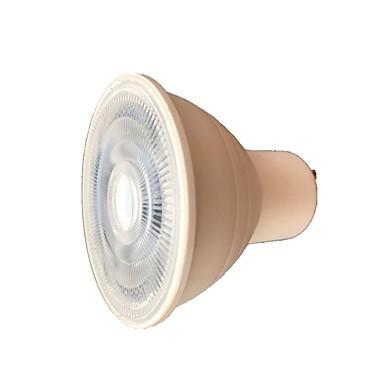 7W MR16 LED ضوء سبوت 6 الأضواء SMD 3030 أبيض دافئ أبيض 580lm 2800-6500K AC 220V