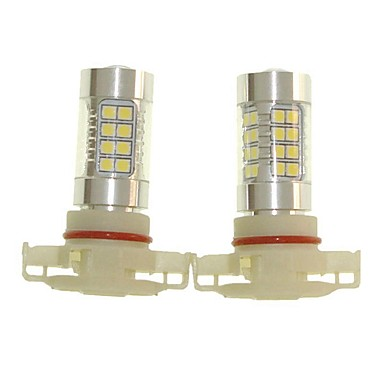 voordelige Automistlampen-SENCART 2pcs H16 Automatisch Lampen 36W SMD 3030 1500-1800lm LED-Lampen Mistlamp