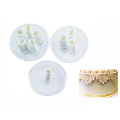 장식 도구 Cupcake 케이크 초콜렛 파이 플라스틱 고품질 DIY