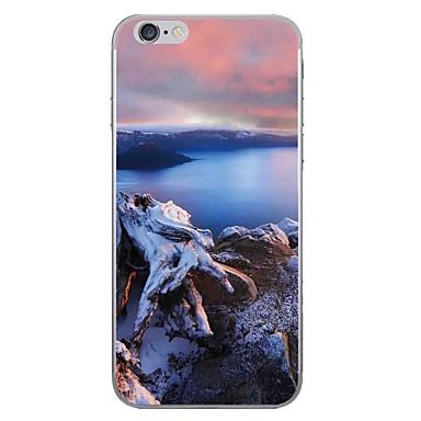 Case voor apple iphone 7 7 plus case cover meer patroon hd geschilderd dikker tpu materiaal zacht geval telefoon hoesje voor iphone 6s 6