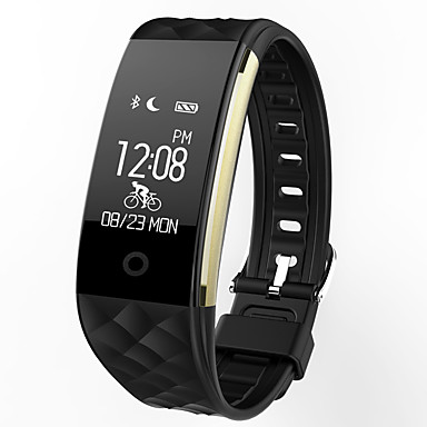 ieftine Ceasuri Bărbați-s2 inteligent ceas bt 4.0 suport tracker de fitness notifica impermeabil curbat ecran sport bratara pentru samsung / sony android telefoane & iphone