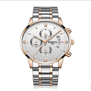 Herrn Einzigartige kreative Uhr Modeuhr Sportuhr Armbanduhren für den Alltag Japanisch Quartz Kalender Wasserdicht Großes Ziffernblatt