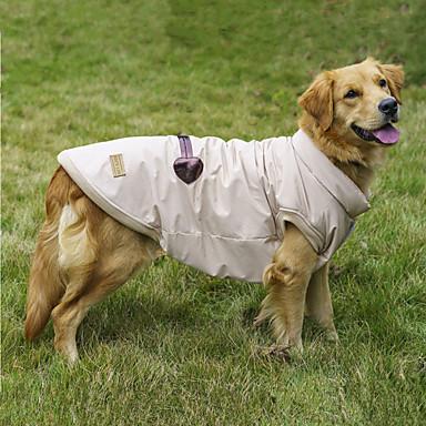 Câine Haine Îmbrăcăminte Câini Casul/Zilnic Mată Alb Costume Pentru animale de companie