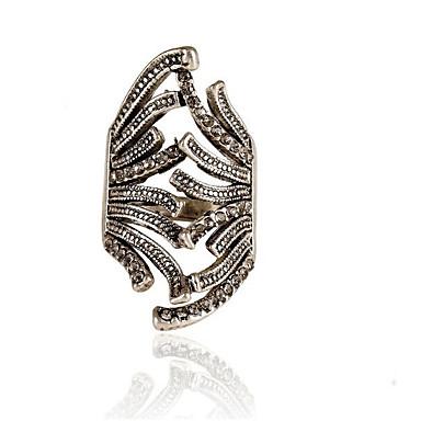 Pentru femei Ștras Auriu Argintiu Bronz Aliaj Trandafiri Geometric Shape neregulat Modă Nuntă Petrecere Cadou Zilnic Costum de bijuterii