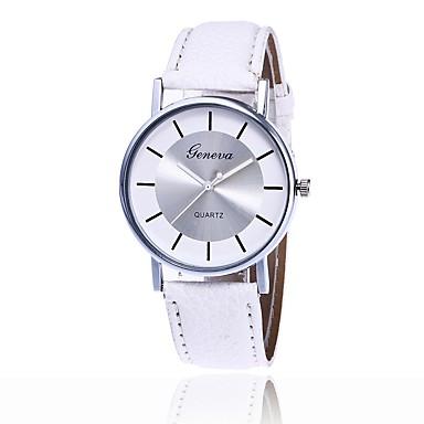 Pentru femei Unic Creative ceas Ceas de Mână Ceas Elegant  Ceas La Modă Ceas Casual Chineză Quartz Ceas Casual PU Bandă Charm Casual