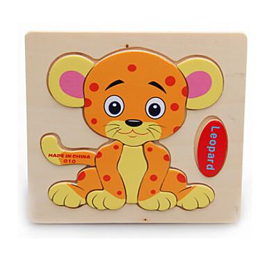 Holzpuzzle Spielzeuge Katze keine Angaben Stücke