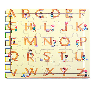 Puzzle Scrisă De lemn Anime Unisex Cadou