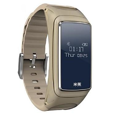 Uita-te inteligent Monitor Ritm Cardiac Rezistent la Apă Pedometre Informație Standby Lung Sporturi Bluetooth 3.0 iOS Android Card SIM