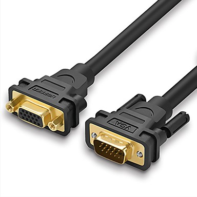 UGREEN 2 VGA VGA Bărbați-Damă 2.0M (6.5Ft)