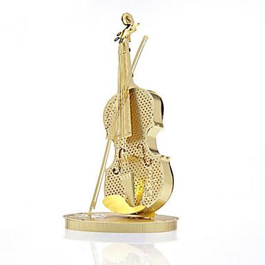 Puzzle 3D Puzzle Instrumente de jucărie Jucarii Vioară Instrumente Muzicale 3D MetalPistol Unisex Bucăți