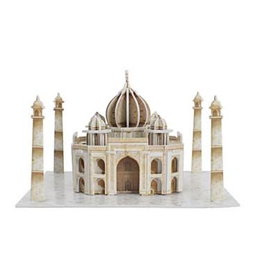 Kit Lucru Manual Puzzle 3D Jucării Educaționale Puzzle Modelul de hârtie Jucarii Arhitectură 3D Animale Unisex Bucăți