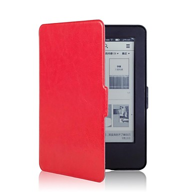 tok Για Amazon / Kindle Ολόσωμες Θήκες Πλήρης Θήκη Νεωτερισμός Σκληρή PU δέρμα για