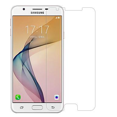 Ecran protector Samsung Galaxy pentru On7(2016) Sticlă securizată 1 piesă Ecran Protecție Față 2.5D Muchie Curbată 9H Duritate High