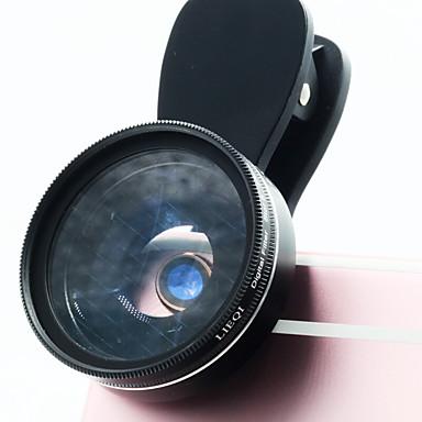 Mobiele telefoonlens Lens met filter Macrolens 10X en groter