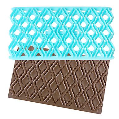 Materiale pentru torturi Floare pentru Cookie Biscuiți Tort ABS Reparații Antiaderent Calitate superioară Măsurătoare