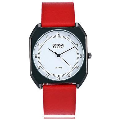 Pentru femei Unic Creative ceas Ceas de Mână Ceas Brățară Ceas La Modă Ceas Casual Chineză Quartz Piele Bandă Vintage Casual Elegant