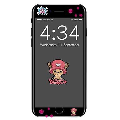Sticlă securizată Ecran protector pentru Apple iPhone 6s Plus iPhone 6 Plus Ecran Protecție Întreg Model Rezistent la Zgârieturi 3D
