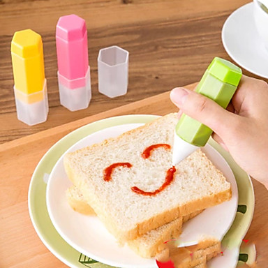 desert decoratori Noutate tort Plastice Teak Oțel Multifuncțional Bucătărie Gadget creativ Calitate superioară Măsurătoare