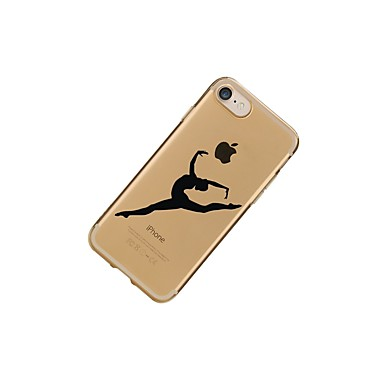 iPhone Transparente Fantasia 8 06134408 8 Sexy iPhone Plus retro per disegno iPhone 8 iPhone Per X Custodia Apple TPU iPhone iPhone Per X Morbido 4Zwx0qY