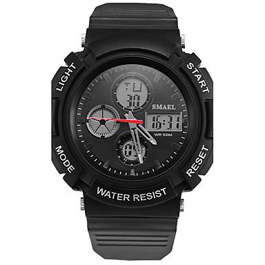 Heren Sporthorloge Militair horloge Dress horloge Smart horloge Modieus horloge Polshorloge Unieke creatieve horloge Digitaal horloge