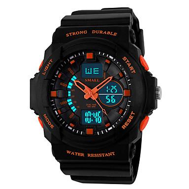 SMAEL Herrn Kinder Modeuhr Armbanduhr Sportuhr Chinesisch digital PU Band Schwarz