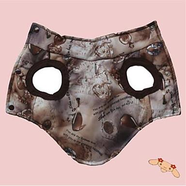 Hund Weste Hundekleidung Lässig/Alltäglich Buchstabe & Nummer Kostüm Für Haustiere