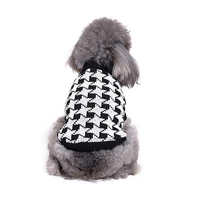 Hond Truien Hondenkleding Casual/Dagelijks Meetkundig Kostuum Voor huisdieren