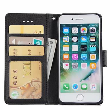 Carcasă pentru Apple iphone 7 plus 7 carcasă pentru capacul portbagajului portofel cu suport flip carcasă plină corp solid culoare hard