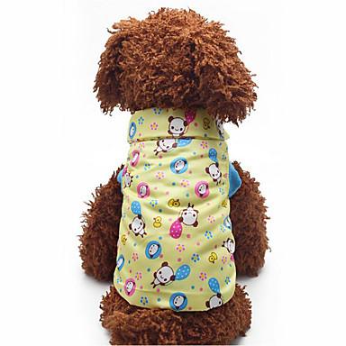 Hond Gilet Hondenkleding Casual/Dagelijks Cartoon Kostuum Voor huisdieren