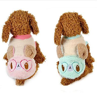 Hund Kostüme Hundekleidung Lässig/Alltäglich Cosplay Tier Grün Rosa Kostüm Für Haustiere