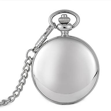 Bărbați Pentru femei Ceas de buzunar Quartz Aliaj Bandă Vintage Argint