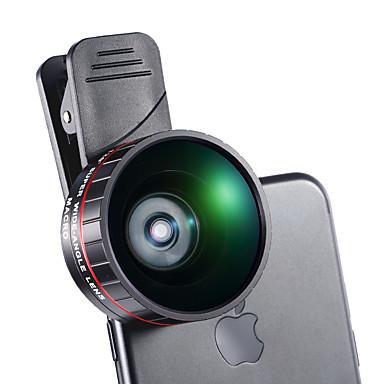 Obiectivul telefonului mobil Lentile cu Unghi Larg Lentilă Macro Aliaj de Aluminiu 10X și peste 45 120