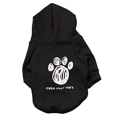 Câine Hanorace cu Glugă Îmbrăcăminte Câini Casul/Zilnic Desene Animate Costume Pentru animale de companie