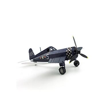 تركيب تركيب معدني ألعاب طيارة المقاتل 3D اصنع بنفسك مواد تأثيث ستانلس ستيل نحاس معدن غير محدد قطع