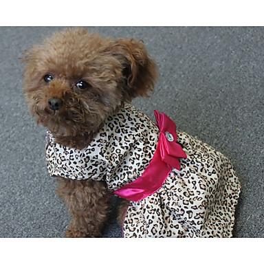 Câine Rochii Îmbrăcăminte Câini Casul/Zilnic Dungi Costume Pentru animale de companie