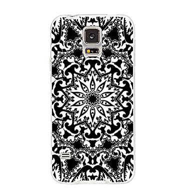 Maska Pentru Samsung Galaxy S8 Plus S8 Ultra subțire Model Capac Spate Mandala Floare Moale TPU pentru S8 Plus S8 S7 edge S7 S6 edge plus