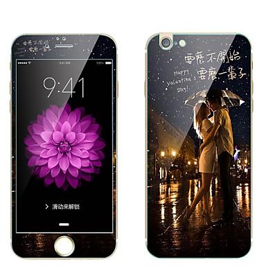 Ecran protector pentru Apple iPhone 7 Sticlă securizată Ecran Protecție Față & Spate Ecran Protecție Întreg 9H Duritate La explozie Model