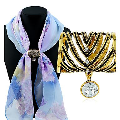 Pentru femei Broșe Ștras Clasic Modă Aliaj Altele Auriu Argintiu Bijuterii Pentru Zilnic Casual