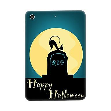 Maska Pentru Apple iPad Mini 4 iPad Mini 3/2/1 iPad 4/3/2 iPad Air 2 iPad Air iPad (2017) Model Capac Spate Halloween Moale TPU pentru